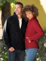Wool Fleece Men's Jacket