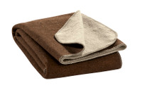 Disana Large Organic Boiled Wool Blanket | Double Face