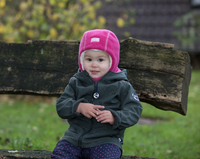 "Organic Wool Fleece Winter Hat   Pickapooh ""Jan"""