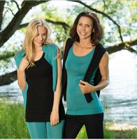 Organic Wool / Silk Tank Top for Women