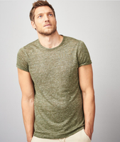 T-Shirt Organic Linen  Color: 651 oregano
