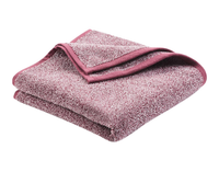 Hand Towel , Organic cotton Color: 546 light plum bicolor