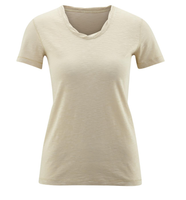 Women's Organic Cotton Shirt Color: Beach