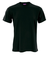Men's Organic Cotton T-Shirt Color: Black