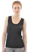 Organic Silk Women's Sleeveless Shirt