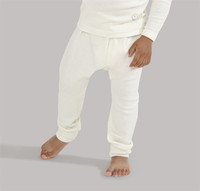 Organic Wool/ Silk Long Johns Color: natural