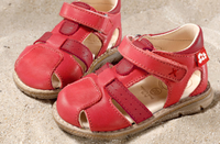 Natural Leather Sandals | Pololo