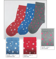 Organic Cotton Kids' Socks | Grodo 12769