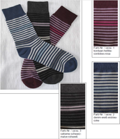 Organic Cotton Women's Socks   Grodo 32182