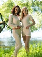 Wool / Silk Women's shorts
