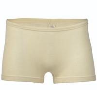 Wool / Silk Women's shorts Color: Natural