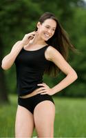 Organic Cotton Women's Sleeveless Shirt   Engel 864010