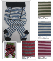 Organic Cotton Tights for Babies | Grodo 72620
