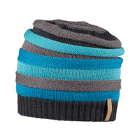 Kids Organic Wool Cotton Silk Hat Color: 97 anthrazit