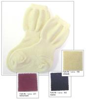 Organic Wool Baby Socks   Grodo 14061