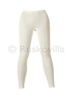 Ruskovilla Organic Merino Wool Silk Women Leggings