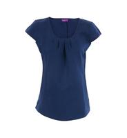 Women's Organic Linen Cotton Top