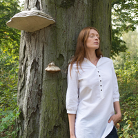 Women's Organic Linen Cotton Tunic