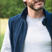 Men's Vest | organic cotton