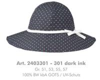 Organic Cotton Summer Hat | PurePure 2403301