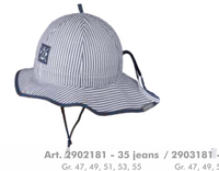 Organic Cotton Summer Hat | PurePure 2902181