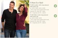 Organic Wool Silk  Women's Long Sleeve Shirt  | Engel 794974