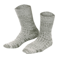 Organic Wool Cotton Socks | Living Crafts 382