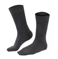 Organic Merino Wool, Organic Cotton, Silk fine Socks