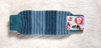 Organic Wool Leg and Arm Warmer Color: 734 tobago waikiki