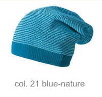 Merino Wool Long Beanie Color: