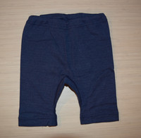 Organic Wool/ Silk Children's Bermuda Shorts | Cosilana