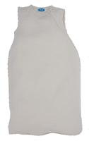 Organic Merino Wool Silk Sleep Sack Color: Natural