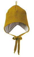 Boiled Wool Hat Color: Gold