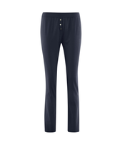 Organic Cotton Sleep Trousers Color: 30 Navy