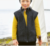 Disana Organic Boiled Wool Children's Vest