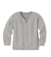 Disana Organic Wool Lightweight Jacket Color: Grey