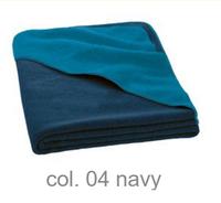 Disana Organic Boiled Wool Blanket (135 x 200 cm)