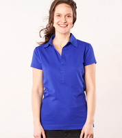 Women's Organic Cotton Polo Shirt
