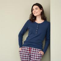 Women's Flannel Pyjamas Color: tartan