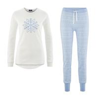 Organic Cotton Pajamas Color: 714 glacier