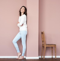 Organic Cotton Pajamas Color: 714 glacier