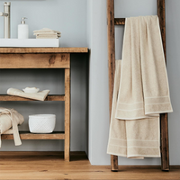 Bath Towel | Organic Cotton Linen