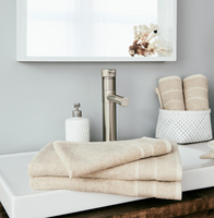 Hand Towel | Organic Cotton Linen
