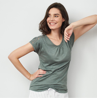 Sleep Shirt Organic Cotton