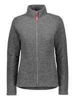 Ruskovilla Organic Wool Fleece Jacket for Women