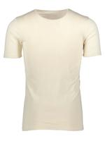 Ruskovilla Organic Merino Wool Silk Unisex Short Sleeves Underwear Shirt