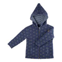 Organic Wool Fleece Kids Jacket