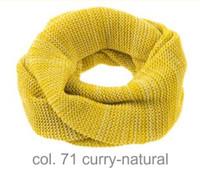 Organic Wool Loop Scarf