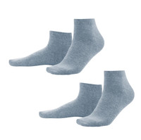 Men Sneaker socks Color: 504 infinity blue