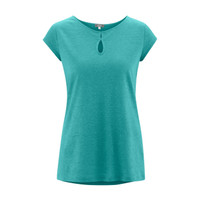 "Organic Cotton Hemp Women's T-Shirt - ""GAIA"""
